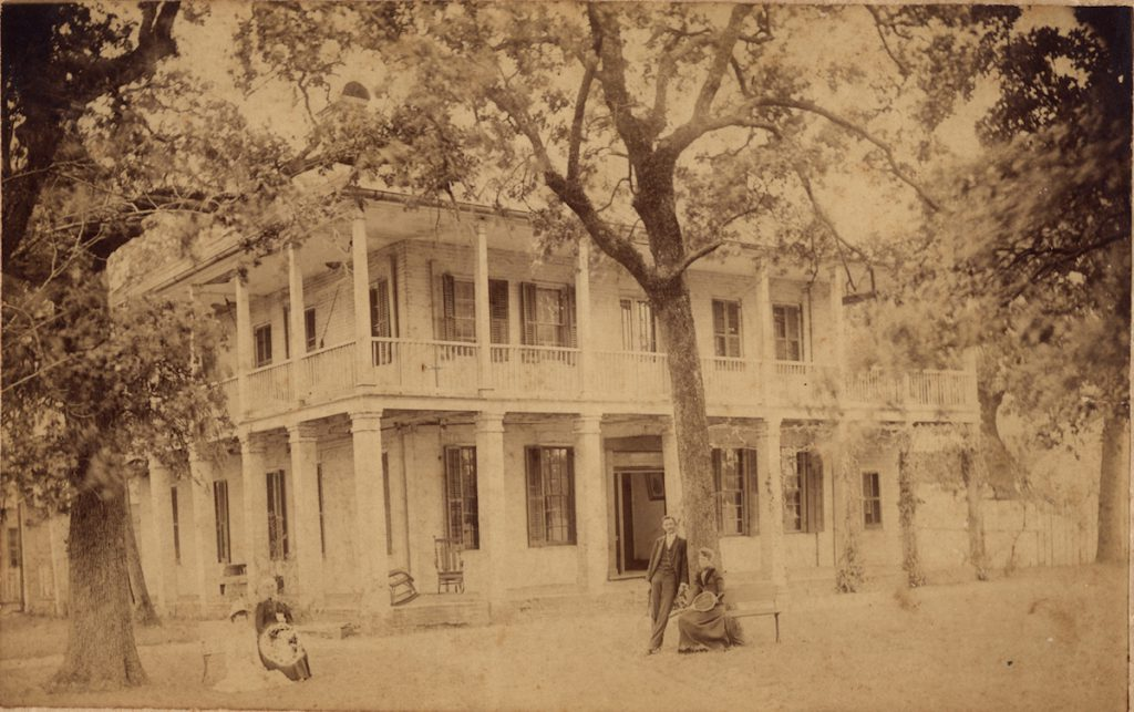 Kellum-Noble+House, Historic Homes Houston Texas