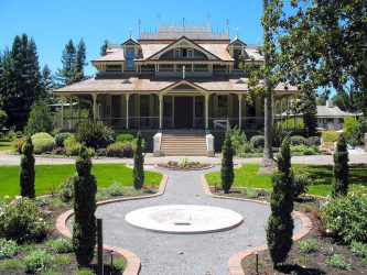 McDonald Mansion, 1015 McDonald Ave., Santa Rosa, CA