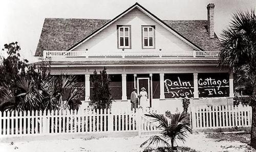 Naples Palm Cottage