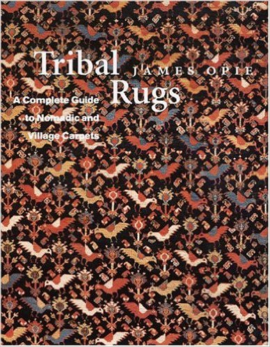 Opie's Tribal rugs Book cover
