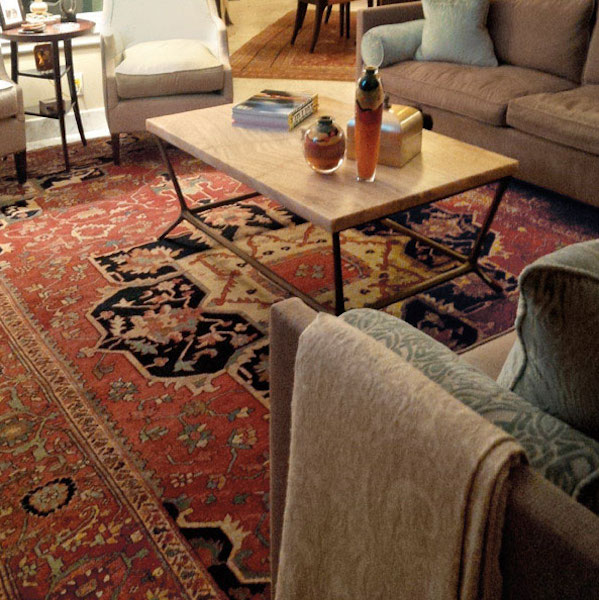 Oriental Rugs Jupiter Florida: Antique Rug Shopping With Claremont Rug Company From