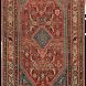 Antique Persian Oriental Collectible Qashqai Shishboluki Rug 3ft 0in x 4ft 6in