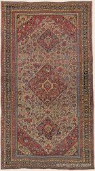 Claremont Rug Company antique Qashqai carpet