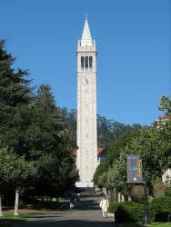 Sather Tower Berkeley CA