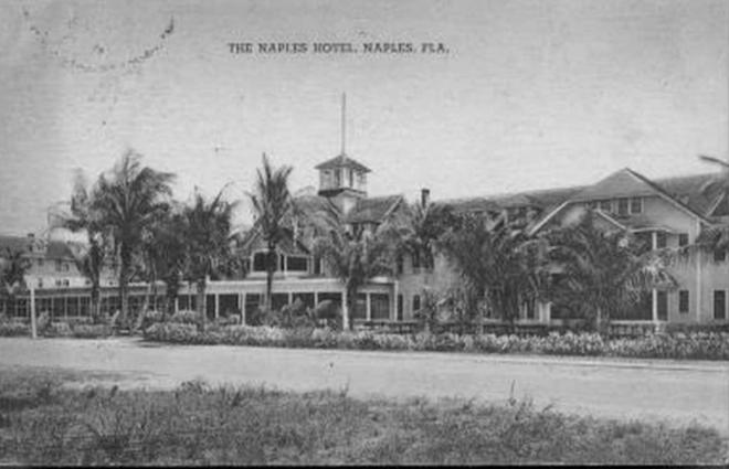 The Naples Hotel
