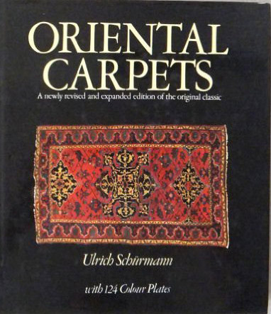 cover of Schurmann's Oriental Carpets