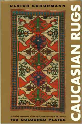 Cover of Caucasian Rugs