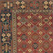 Antique Persian Caucasian Carpets 3