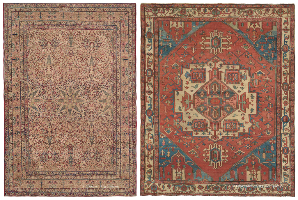 purchasing antique rugs | claremont rug company Antique Rugs