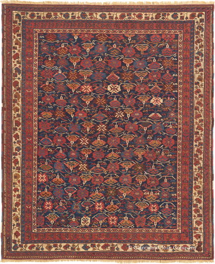 Southeast Persian Afshar Antique Rug