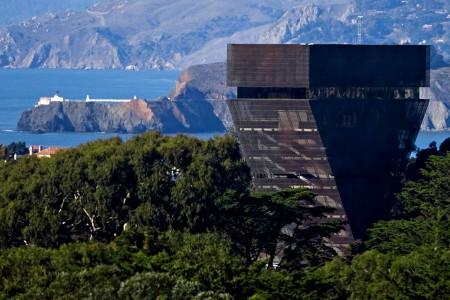 The M. H. de Young Memorial Museum