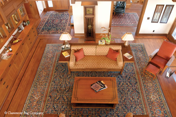 The return of 39 things 39 feature article in the financial times - Deluxe persian living room designs with artistic rug collection ...