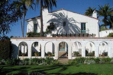 Santa Barbara Landing page