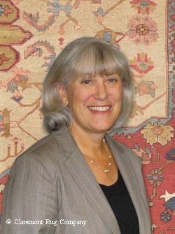 Claremont Vice-President Christine Hunt Winitz