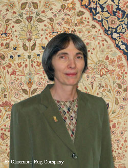 Claremont General Manager Marian Clark