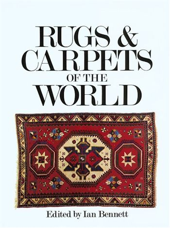 Cover of Ian Bennett's Rugs & Carpets of the World