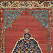 Antique Oriental Collectible Bakshaish Rug 11ft 6in x 15ft 8in