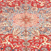 Antique Persian Collectible Isfahan Rug 10ft 6in x16ft 8in