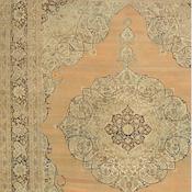 Hadji Jallili Tabriz Antique Oriental Carpet 9ft 6in x13ft 1in