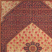 Northwest Persian Malayer Antique Carpet