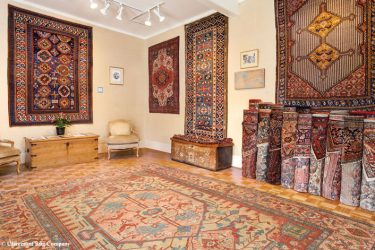 The Collector's Gallery at Claremont Rug Company Oakland California