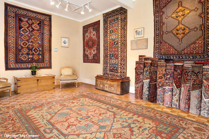 The Collectoru0027s Gallery At Claremont Rug Company