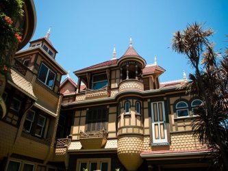 winchester mystery house bay area california